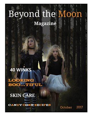 Beyond the Moon Magazine-October 2017