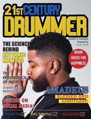 21st Century Drummer Magazine, Vol. 2