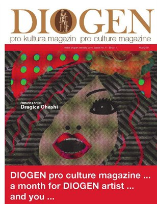 DIOGEN pro art magazin No 11. special May 2011