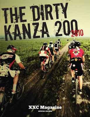 Dirty Kanza 200 Edition