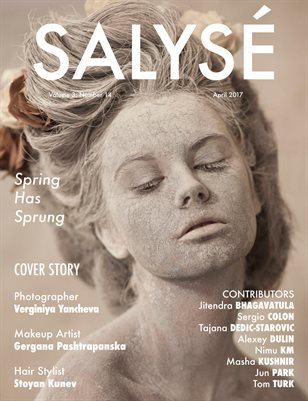 SALYSÉ Magazine | Vol 3:No 14 | April 2017 |