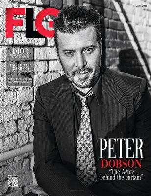 FLG Magazine - PETER DOBSON - June 2021 - PLPG GLOBAL MEDIA