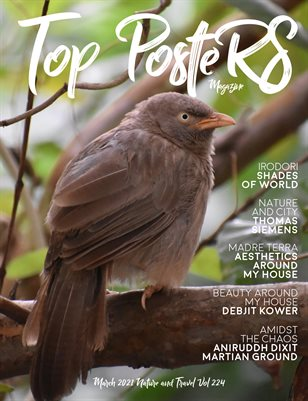TOP POSTERS MAGAZINE - MARCH, NATURE AND TRAVEL (Vol 224)