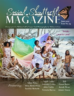 Issue No. 29 - Pride - Love is Love - Social Shutterfli Magazine