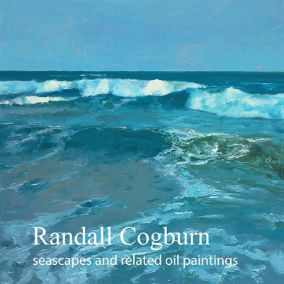 Randall Cogburn, seascapes and related paintings