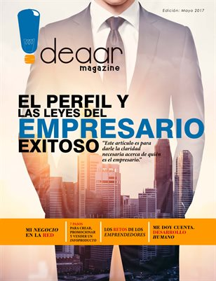 Ideaar magazine mayo