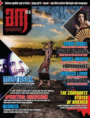 Azaria Magazine No.10