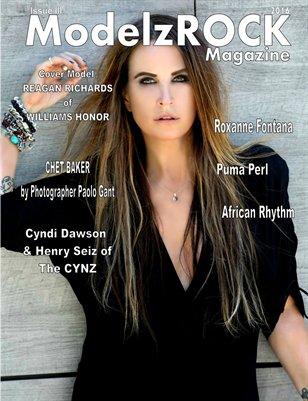 ModelzROCK Magazine 2016 Issue III COVER 2
