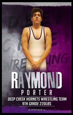 Raymond Porter DC 5X8 Prints #2
