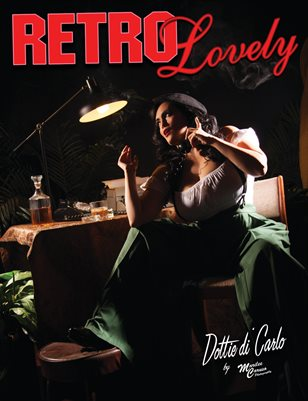 Retro Lovely No.27 - Dottie di'Carlo Cover