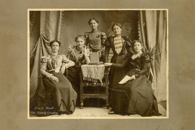 Victorian Era Ladies