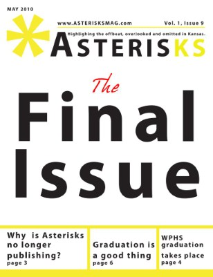 Asterisks: May 2010