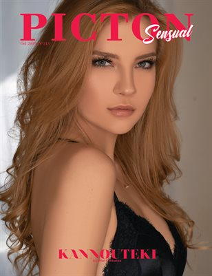 Picton Magazine OCTOBER  2019 N313 Sensual Cover 3