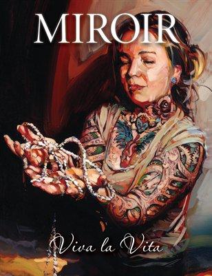 MIROIR MAGAZINE • Viva la Vita • Chris Sheridan • Siolo Thompson