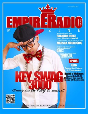Empire Radio Magazine Issue #7