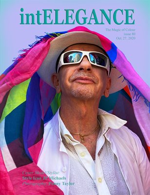 intElegance magazine issue 80, Oct. 27, 2020 - The Magic of Colour
