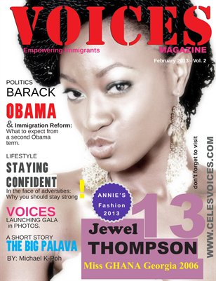 Voices Vol. 2 February Edition