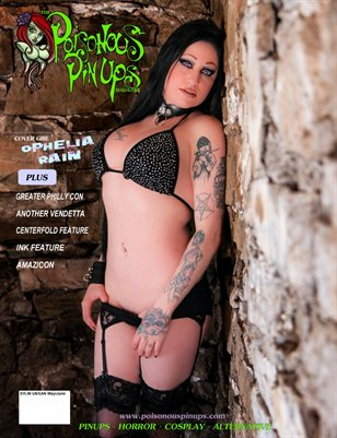 Poisonous Pinups Magazine Issue3