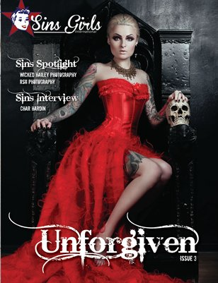 Unforgiven issue #3 (Katya Cover)