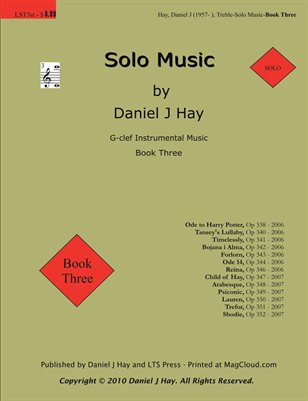 Solo - Treble - Book Three