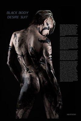 Black Body Suit Desire