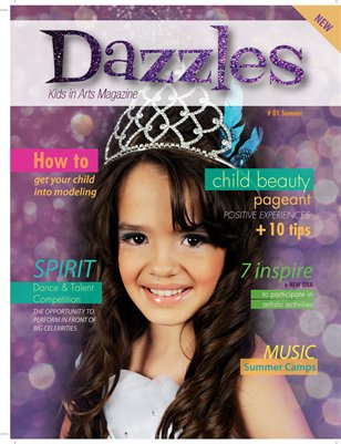 DAZZLES MAGAZINE Summer Issue