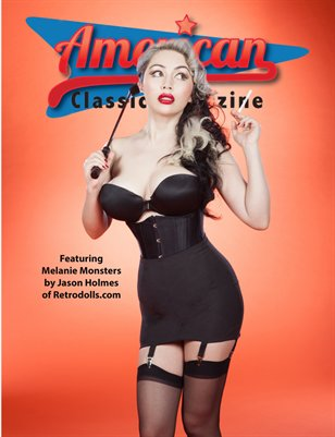 American Classic Magazine October Issue