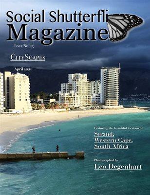 Issue No. 13 - CityScapes - Social Shutterfli Magazine