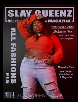 Slay Queenz Magazine Vol.15 ALL FASHIONS Pt.6