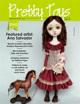 "English ""Pretty Toys"" #5(24), 2014"