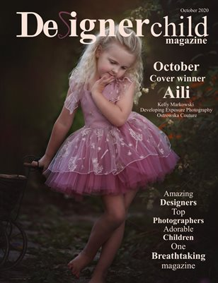 Designer Child Magazine October 2020