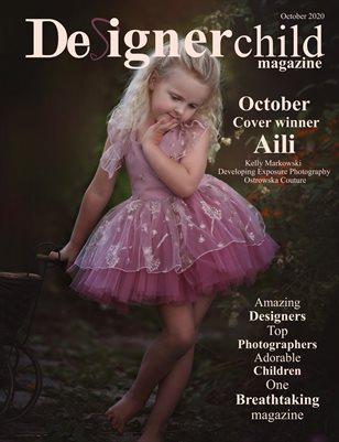 Designer Child Magazine October 2020