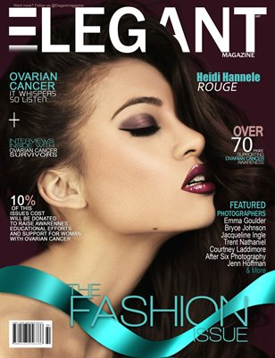 FASHION for a Cause (September 2013) Book #2