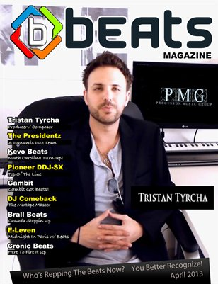 Beats Magazine Apr 2013