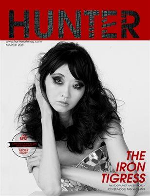 The HUNTER Magazine issue March 2021 vol.3