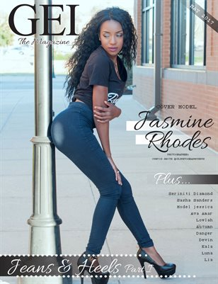"May 2017 ""Jeans and Heels Part I"" Issue"