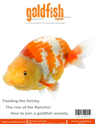 Goldfish Magazine Issue 2