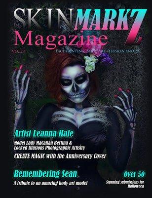 October Issue of SkinMarkZ Magazine - Vol. 13
