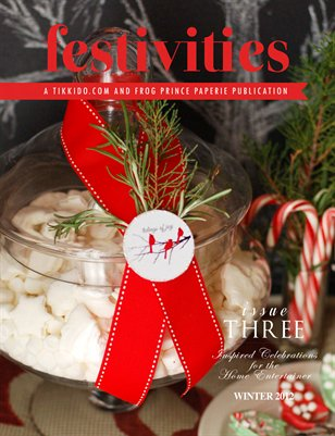 Festivities Magazine Winter 2012