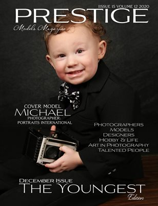 PRESTIGE MODELS MAGAZINE_The Youngest 15/12