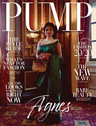 PUMP Magazine | The Anniversary Edition | Vol.1