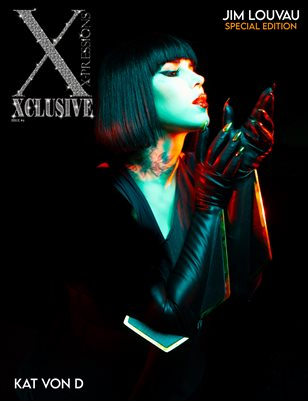 XPRESSIONS XCLUSIVE VOL 6 - KVD COVER 2