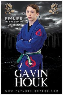 Gavin Houk Storm - Poster