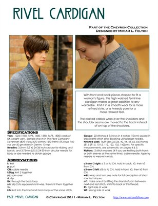 Rivel Cardigan OUSIDE PAGES