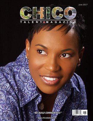 Chico Talent Magazine June 2017 Edition