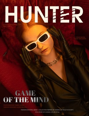 The HUNTER Magazine issue May 2021 vol.2
