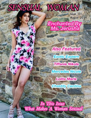 Sensual Woman Magazine - August 2019