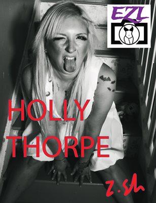 EZL Presents Holly Thorpe taken by Zak Scrafton