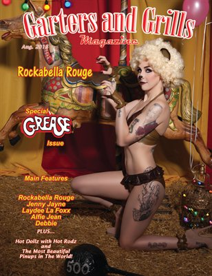 Rockabella Rouge Grease Issue