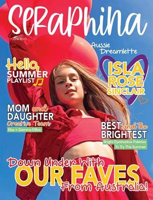 Seraphina - Issue 14 - June 2020